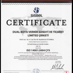 Aquacool ISO 14001