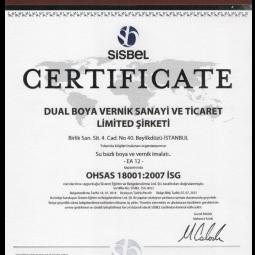 Aquacool ISO 18001