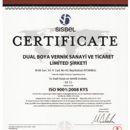 Aquacool ISO 9001