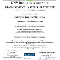 Sayerlack ISO 14001