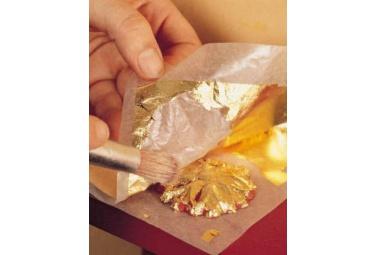 Altın Gümüş Varak