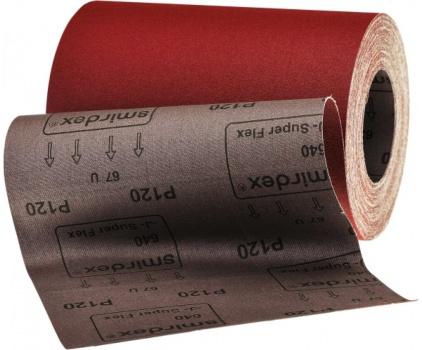 640 J-Kalite Süper Flex Rulo Zımpara 200mmx25mt